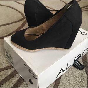 Aldo Wedge heels size 39